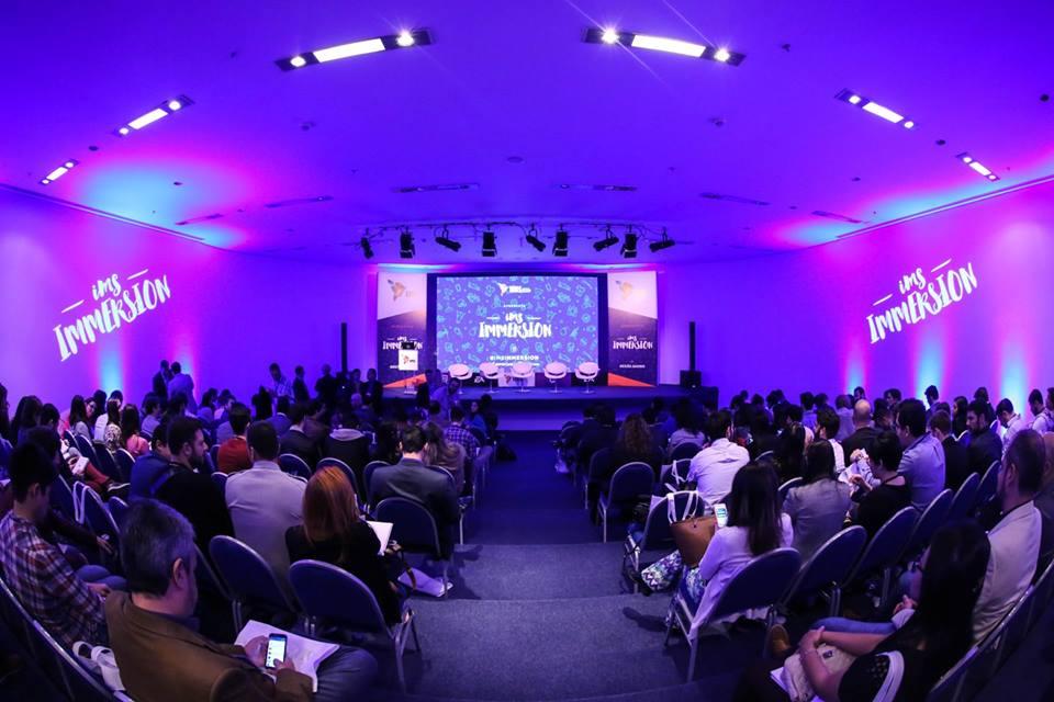 IMS Immersion – Edição Gaming. Foto: Divulgação