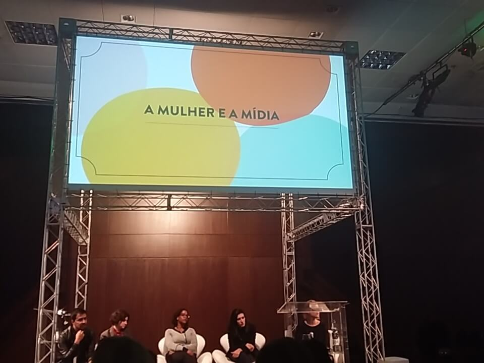 Painel feminismo Expo digitalks