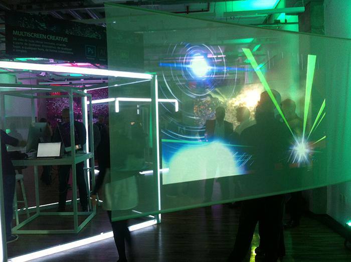 Transformação Digital: recepção do Adobe Exprnce - The Creative & Technology Symposium