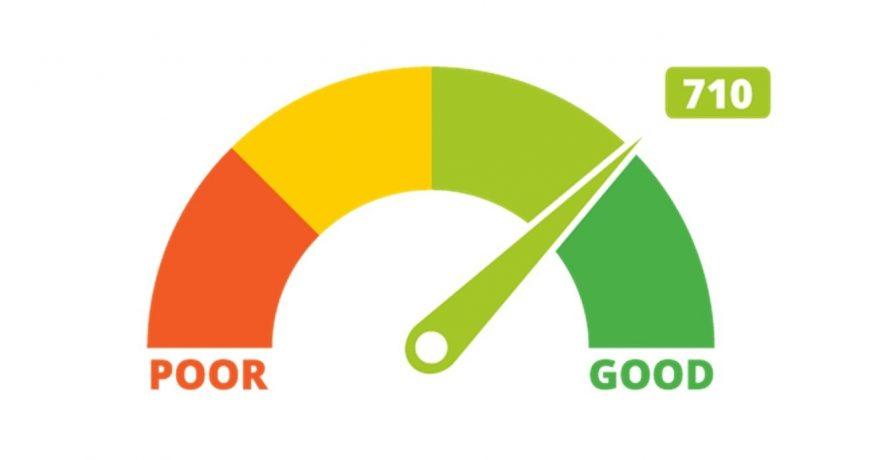 Imagem: termômetro indo do mal para o bom, do vermelho para o verde. Pós-vendas.