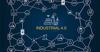 Imagem: Indústria 4.0