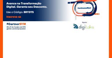 Banner: informações sobre o evento. prioridades dos CEOs.