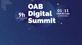 Banner: OAB Digital Summit.