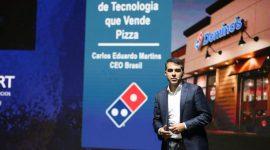 Kadu Martins, CEO da Domino's Brasil | Fonte: StudioLopes