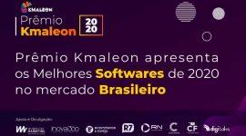 Para o primeiro ano do Prêmio Kmaleon, a empresa selecionou apenas as categorias de ferramentas para marketing digital e vendas, e-commerce e experiência do cliente.