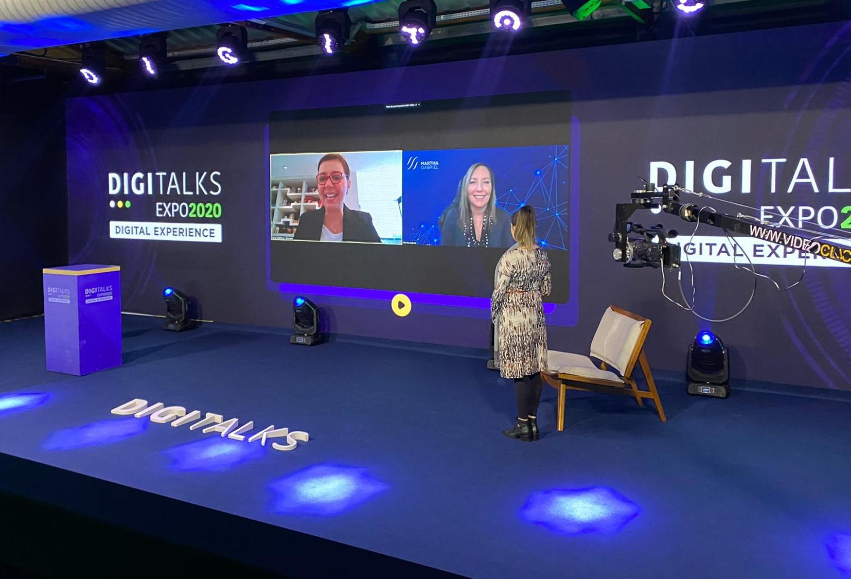 Segundo dia do evento de negócios na Economia Digital e Tecnologia reuniu grandes Keynotes como Martha Gabriel, Tânia Cosentino, Henrique Meirelles, Wilson Mello e muitos outros