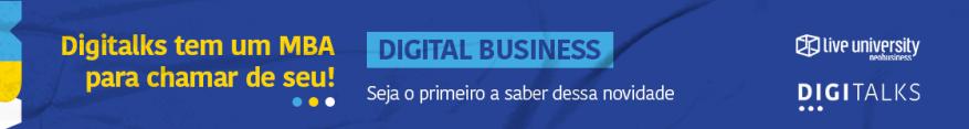 MBA Digitalks - Digital Business