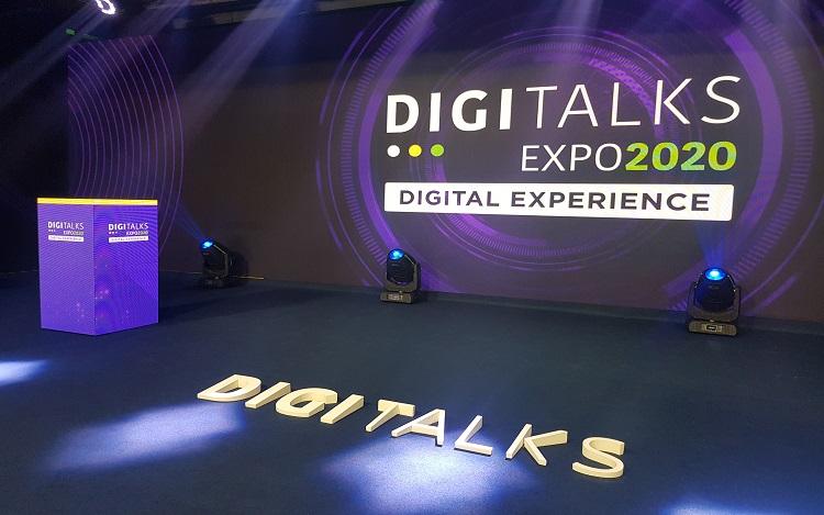 Palco Congress do Digitalks Expo 2020 | Digital Experience
