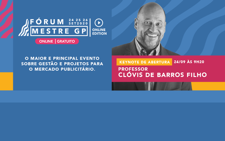 Evento reúne profissionais para debater boas práticas de Gestão no mercado publicitário