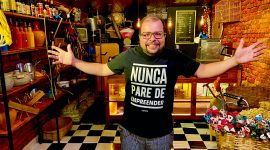 Fred Rocha cria programa de TV focado nos pequenos negócios
