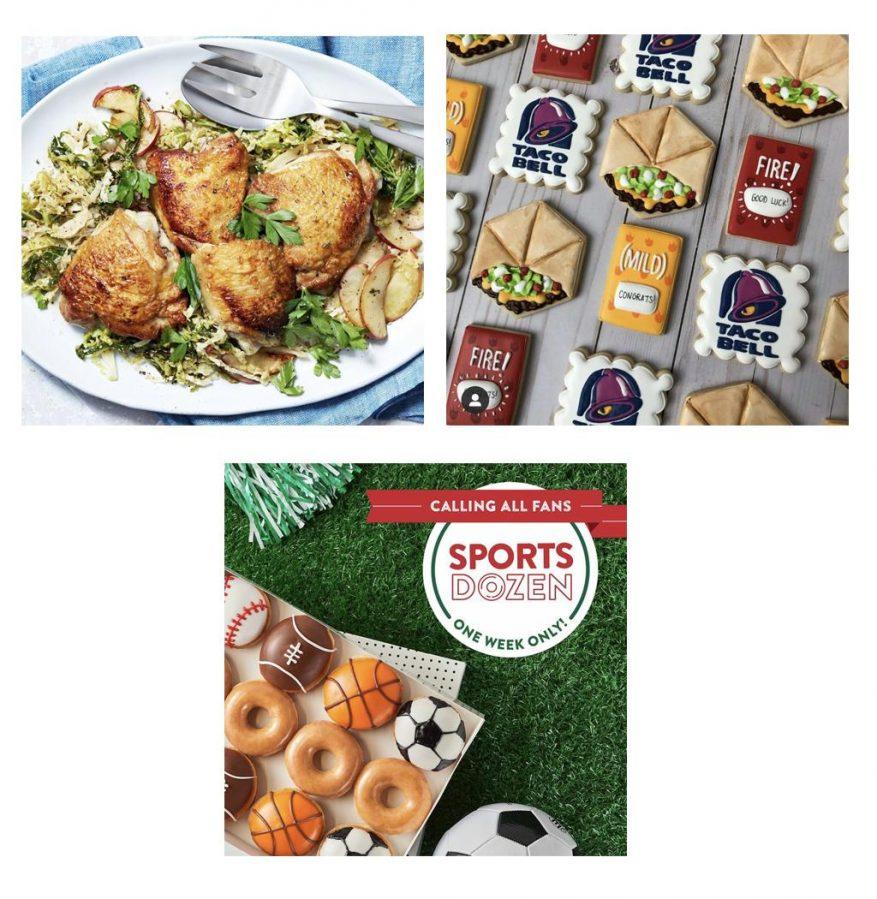 Instagram de Alimentos