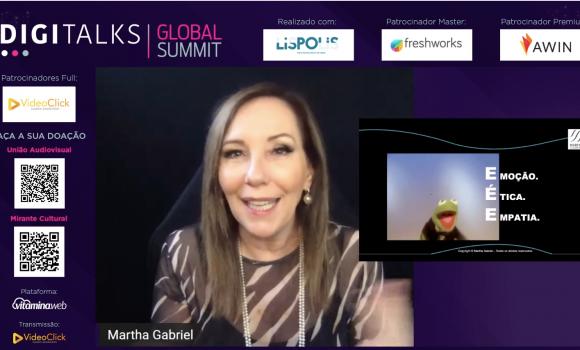 'Inteligência Artificial aplicada aos negócios' abre o Digitalks Global Summit