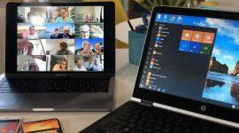 Saiba o que é preciso para fazer reuniões virtuais no fim de ano