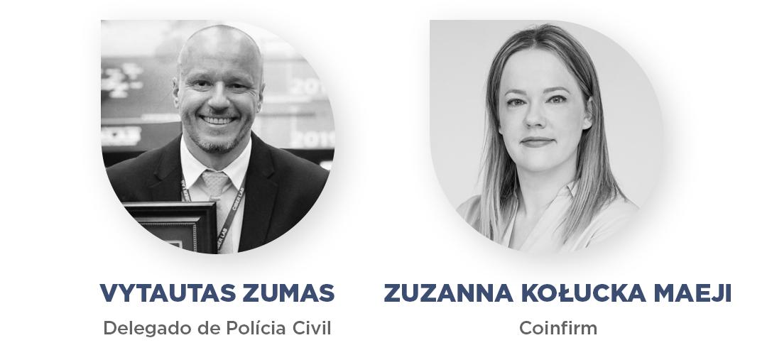 Vytautas Zumas e Zuzanna Kołucka Maeji
