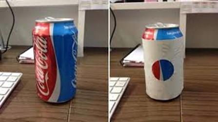 Coca-Cola e Pepsi