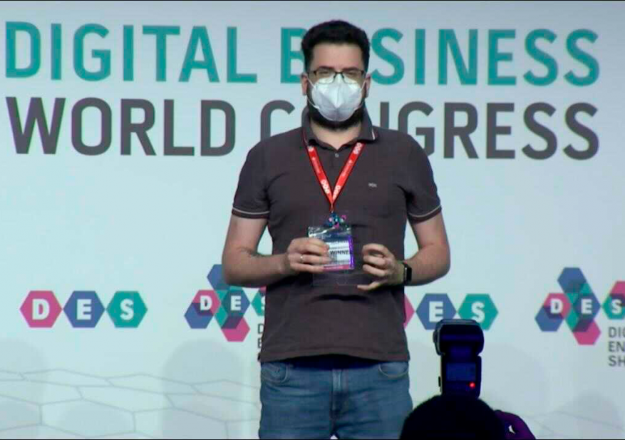 Digitalks é campeão do European Digital Mindset Awards na categoria de jornalismo digital