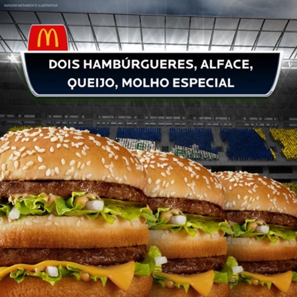 Hamburguer McDonalds