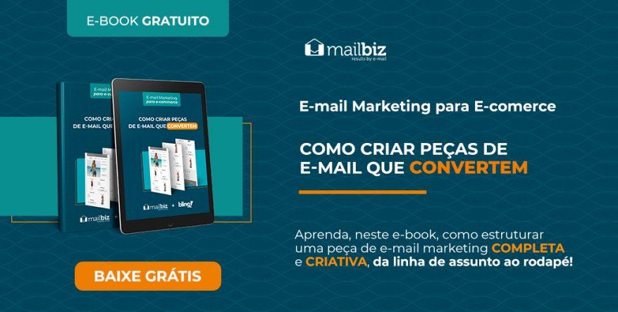 E-MAIL MARKETING PARA E-COMMERCE