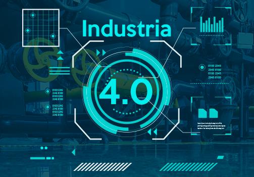 A competitividade e a inovação nas várias gerações industriais - Industria 4.0