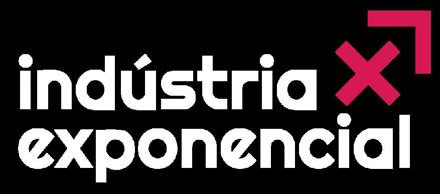 Logotipo Indústria Exponencial