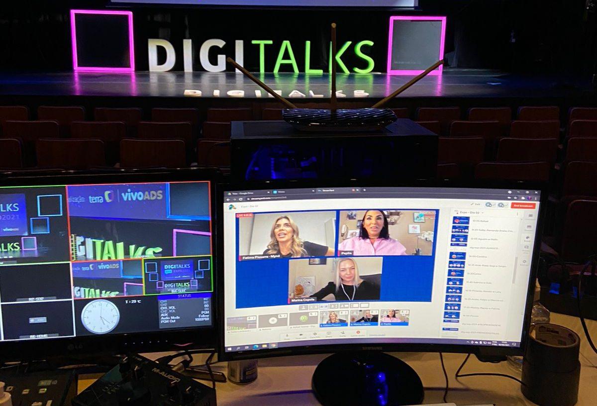 Pepita no Digitalks Expo 2021
