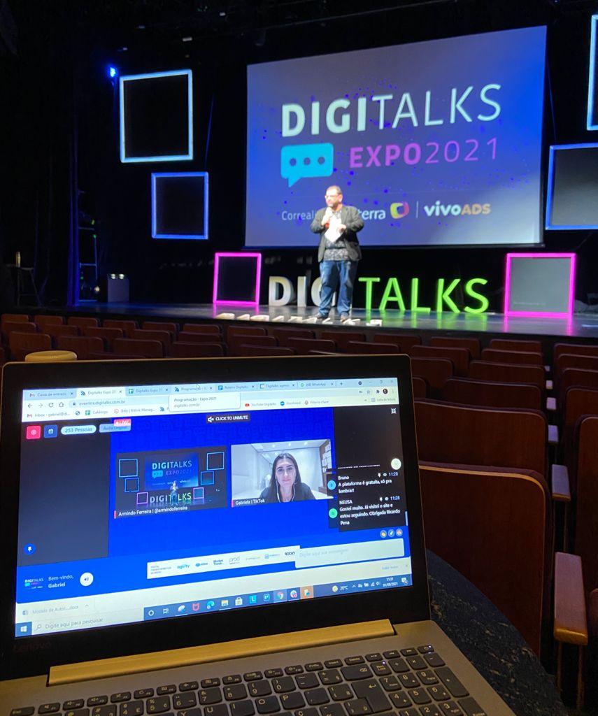 TikTok não é coisa só do público jovem, diz Gabriela Comazzetto