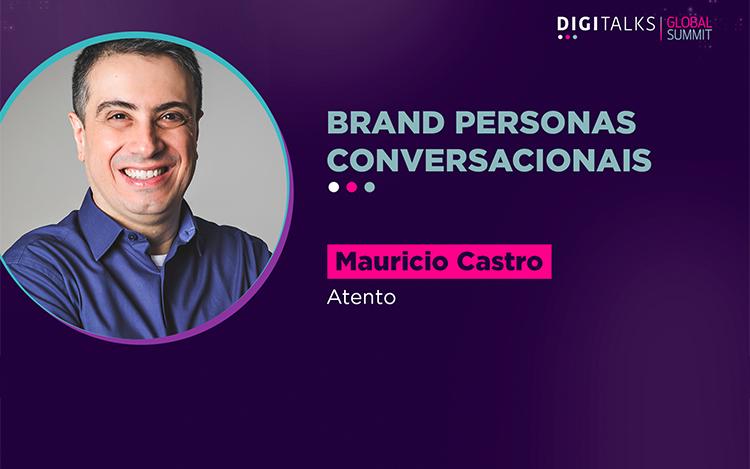 Fast Track apresentado por Mauricio Castro, Diretor de Marketing e Transformação da Atento no Digitalks Global Summit 2020.
