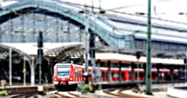 Foto: transportes públicos.