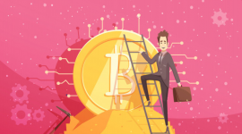 indústria blockchain