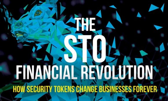 3ª edição do livro The STO Financial Revolution chega na Amazon por US$ 0,99