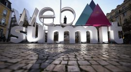 Web Summit dá as boas-vindas a 104.328 participantes de 168 países